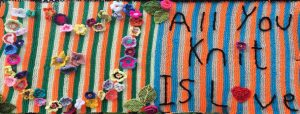 Therapy for Children and Teenagers - all you knit is love